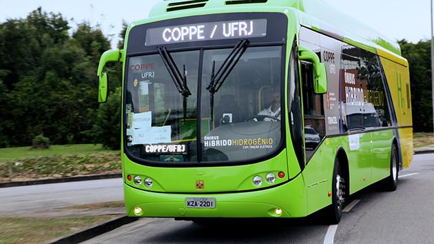 Ônibus Híbrido